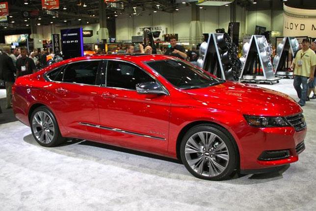 2015 Chevrolet Impala SS Price